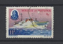"WALLIS-&-FUTUNA. YT  171 Obl Bateau ""Reine Amelia"" 1965 - Used Stamps"