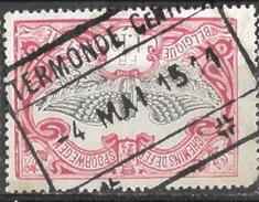 _7S-412: TERMONDE-CENTRE - 1895-1913