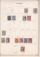 Victoria - Collection Vendue Page Par Page - Timbres Oblitérés / Neufs *(avec Charnière) -Qualité B/TB - 1850-1912 Victoria