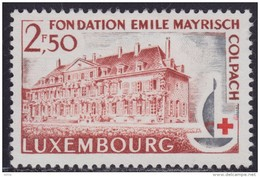 Luxembourg 1963 Centenary Of International Red Cross, MNH (**) Michel 678 - Luxembourg