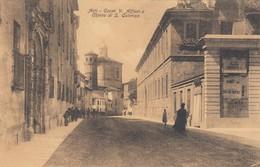 8410-ASTI-CORSO ALFIERI-CHIESA S.CATERINA-ANIMATA-1909-FP - Asti