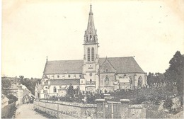 Gruchet Le Valasse - L'église - France