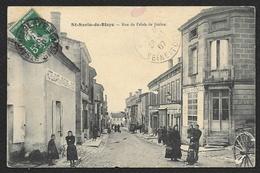 SAINT SAVIN De BLAYE Rue Du Palais De Justice () Gironde (33) - Francia