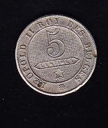 BELGIUM MORIN CAT N° 248  TTB  (A129) - 03. 5 Centimes
