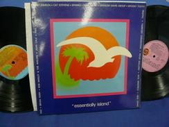 "Essentially Island""33t X2 Vinyles""Compilation - Disco, Pop"