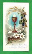 L'EUCARESTIA -  Mm. 68 X 125 - E  - AN - DATA: 1899 - CROMOLITO- - Religione & Esoterismo
