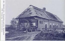 TIELEN - Kasterlee (Antw.) - Molen/moulin - Blauwe Prentkaart Ons Molenheem Van De Nog Bestaande Watermolen Op De Aa - Kasterlee
