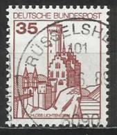 1982 Germania Federale - Usato / Used - N. Michel 1139 - [7] Repubblica Federale
