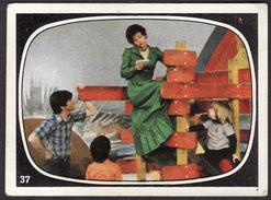 Figurine Autocollante  Panini -  L'Ile Aux Enfants  N° 37 - Panini