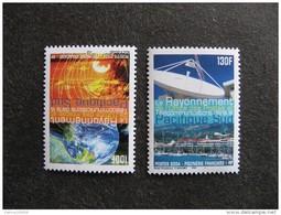 Polynésie: TB Paire N° 717 Et N° 718, Neufs XX. - Neufs