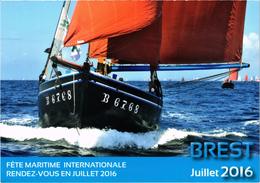 Fête Maritime Internationale - BREST Juillet 2016 - Manifestazioni
