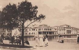 10867-ISOLA BRIONI SULL'ADRIA(CROAZIA)-HOTEL CARMEN-1923-ANIMATA-FP - Croazia