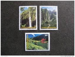 Polynésie: TB Série N° 634 Au N° 636 ,neufs XX . - Neufs