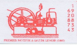 Meter Cut Belgium 2005 Gas Enigine - Lenoir 1860 - Sciences