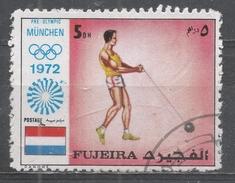 Fujeira 1972. #E (U) Hammer Throwing * - Ete 1972: Munich