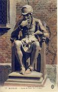 05022 - CPA BOURGES.  Statue De Louis XI. - Bourges