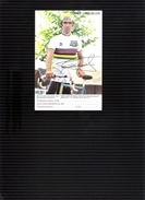 Cyclisme Wielrennen Ciclismo Cycling Radsport Ciclista CRIQUIELION CLAUDE (Splendor 1984,Champion De Monde 1984) - Cyclisme