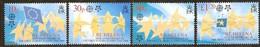 Sainte-Hélène St-Helena 2006 Yvertn° 905-908 *** MNH Feuillets Cote 50 Euro 50 Ans Europa 50 Jaar - Sainte-Hélène