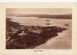 DIEGO SUAREZ, MADAGASCAR, Planche Densité = 200g, Format: 20 X 29 Cm, (Aviation Militaire Madagascar) - Documents Historiques