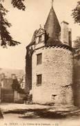 CPA - DINAN (22) - Aspect Du Château De La Coninnais Dans Les Années 30 - Dinan