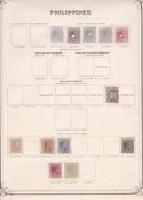 Philippines - Collection Vendue Page Par Page - Timbres Oblitérés / Neufs *(avec Charnière) -Qualité B/TB - Philippines