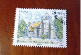 OBLITERATION RONDE  SUR TIMBRE NEUF YVERT N° 4967 - Frankreich