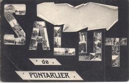 11628.....PONTARLIER, Salut De - Pontarlier