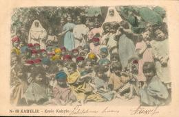 Kabylie - Ecole Kabyle - Children
