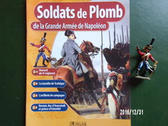 Hussard - Soldats De Plomb De La Grande Armée De Napoléon - Figurines