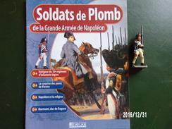 Voltigeur - Soldats De Plomb De La Grande Armée De Napoléon - Figurines