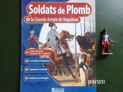 Trompette - Soldats De Plomb De La Grande Armée De Napoléon - Figurines