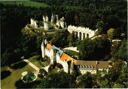 Château De Fère Fère En Tardenois   Vue D'avion Vue Aérienne Rare - Fere En Tardenois