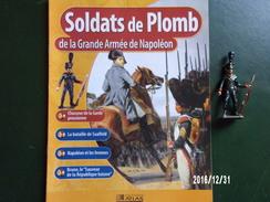Chasseur Prussien - Soldats De Plomb De La Grande Armée De Napoléon - Figurines