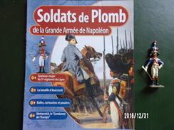 Tambour Major - Soldats De Plomb De La Grande Armée De Napoléon - Figurines