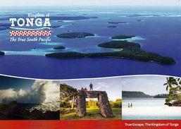 1 AK Tonga * Ansichten Von Tonga U.a. Das Haʻamonga ʻA Maui - Ein Torbogen Auf Der Insel Tongatapu * - Tonga