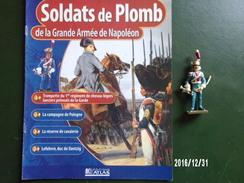 Trompette Polonais - Soldats De Plomb De La Grande Armée De Napoléon - Figurines