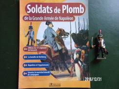 Officier Hussard - Soldats De Plomb De La Grande Armée De Napoléon - Figurines