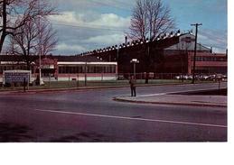 SAGINAW, Michigan, USA, Chevrolt-Saginaw Transmission Plant, Old Chrome Postcard - Etats-Unis