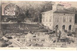 BAGNAIA  Villa Lante Quadrato Con Villino - TTBE - Viterbo