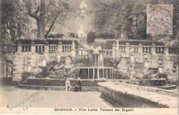 BAGNAIA  Villa Lante  Fontana Del Giganti - TTBE - Viterbo