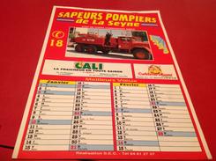 Calendrier La Seyne Sur Mer 1993 - Calendriers