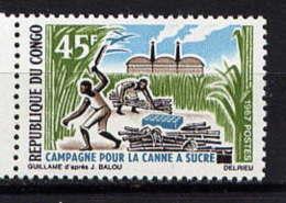 CONGO - 205** - CAMPAGNE POUR LA CANNE A SUCRE - Neufs