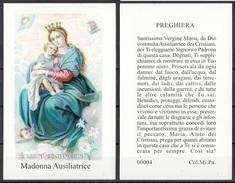 Madonna Ausiliatrice - Santini