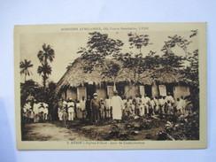 BENIN  -   JOUR DE CONFIRMATION             TRES ANIME                 TTB - Benin