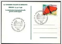 Italia/Italy/Italie: Congresso Italiano Di Esperanto, Italian Congress Of Esperanto, Congrès Italien De L'espéranto - Esperanto
