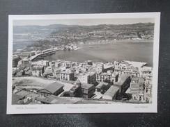 CP ESPAGNE ESPANA (M1612) ISLAS BALEARES IBIZA (2 Vues) Vista Parcial Del Puerto Fot Vineis - Ibiza