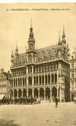 BELGIUM - BRUXELLES  - Lot Of Four Better Views (Lot D) - Belgien