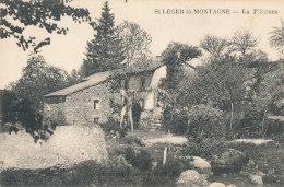 87 // SAINT LEGER LA MONTAGNE   La Filature - France