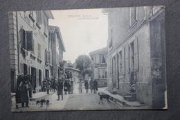 Izeaux - La Grand'Rue - Autres Communes
