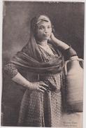 Afrique :  Egypte : Porteuse D ' Eau  , Carte  Carnet - Abu Kabir